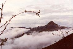 Nuvole a Casasco e San Zeno