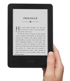 Amazon Kindle Ebook Reader for $59, Kindle Paperwhite for $99