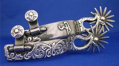 Amazing silversmith, bit and spur maker! Stewart Williamson Phone: (575) 760-3320 www.custombitsandspurs.com