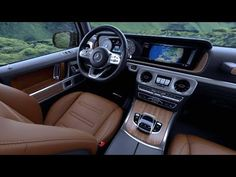 2019 Mercedes G-Class - Offroad Test - YouTube