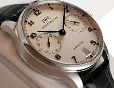 IWCポルトギーゼ オートマティック 7デイズ IW500107 白 -IWC時計コピー