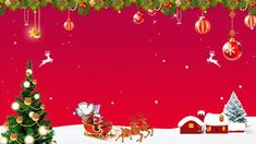 Realistic Christmas Trees, Christmas Tree Branches, Merry Christmas Banner, Christmas Border, Christmas Colors, Christmas Picture Background, Snowflake Background, Yellow Background, Free Christmas Backgrounds