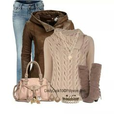 Boots sweater