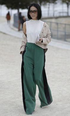 Recopilamos los mejores estilismos vistos en la Semana de la Moda de la capital francesa.