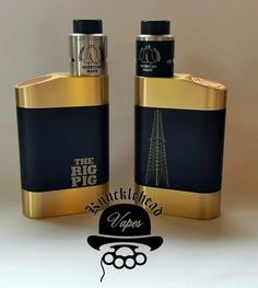Rig pig mod and roughneck style kits now available  £47.99 including uk delivery  Knuckleheadvapes.com