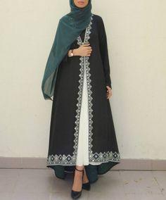 abaya, hijab, and modest -kuva