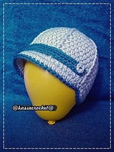 Baby Boy Brim Hat