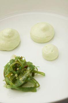Wakame espuma - Gastronomixs