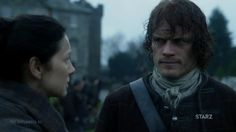 """245+ HQ Screencaps From the Trailer of Episode 2×13 of Outlander """"Dragonfly in Amber"""" 