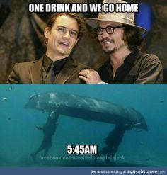 Image uploaded by Jessica Ogden. Find images and videos about johnny depp, pirates of the caribbean and orlando bloom on We Heart It - the app to get lost in what you love. Captain Jack Sparrow, Jack Sparrow Funny, Jack Sparrow Quotes, Stupid Funny Memes, Funny Relatable Memes, The Funny, Hilarious, Daily Funny, The Pirates