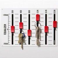 Colgador de llaves ecualizador
