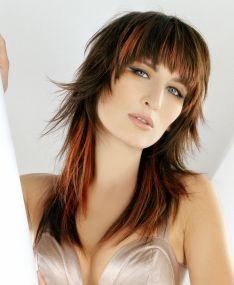 Urban Retreat long brown Hairstyles