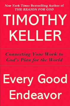 Book Review: Every Good Endeavor