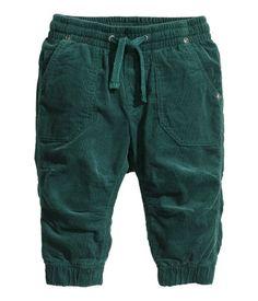 Pants by H&M Kids 4 months-2 yrs Trendy Boy Outfits, Cute Outfits For Kids, Baby Boy Outfits, Little Boy Fashion, Baby Boy Fashion, Kids Fashion, Baby Pants, Kids Pants, Stylish Boys