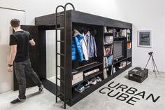 Living Cube una soluzione per i mini spazi