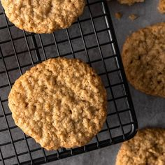Oats Recipes, Healthy Recipes, Healthy Food, Weekday Meals, Biscotti, Clean Eating, Low Carb, Gluten Free, Cookies