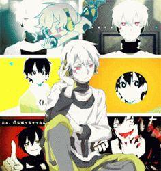 MekakuCity Actors (Kagerou Projectメカクシティアクターズ)