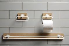 Stockholm Bathroom Set
