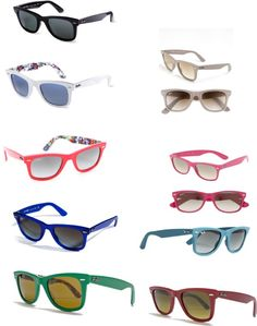 """All raybans I have !"" by logan-henderson-lover ❤ liked on Polyvore"