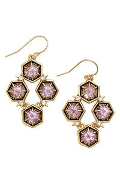 Alexis Bittar 'Mosaic' Drop Earrings available at #Nordstrom