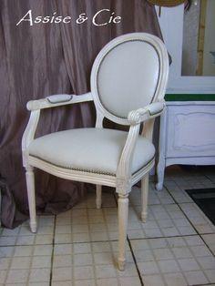 Les 12 meilleures images de chaise LOUIS XVI | Relooking