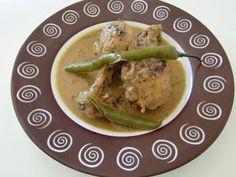 Pollo al curry y coco con cardamomo, Receta por Jantonio - Petitchef