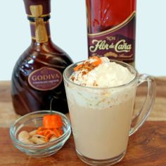 Cozy Up With This Toasty Cocoa Loco Cocktail: Cold weather calls for extraspecial cocktails, and nothing hits the spot quite like a toasty rum drink.