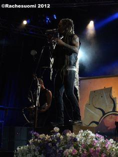 Porispere 2012. Concierto de Amorphis. Agosto. Pori (Finlandia). Fotografía de Raquel Martín Rodríguez. #Amorphis #Conciertos #Gigs