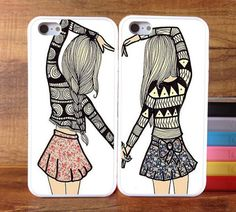 iPhone 4s CaseBest FriendDouble CasesiPhone 4 Cases by Chinacase, $13.99 I literally need to buy this now!!! My birthdays coming up...... YAY!!!