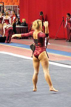Twu Gymnastics Floor Brittany Johnson Brittany Johnson Gymnast Gymnastics Events Gymnastics Floor