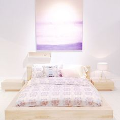 this picture of our bedding !!!! @abccarpetandhome #eskayel #bedding