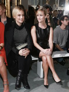 Fug Girls: Reese Witherspoon Shines at Hugo Boss
