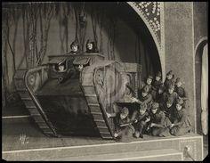 Ziegfeld Girls WWI