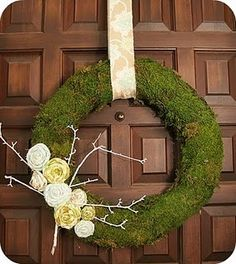 dandelion square: Summer Wreaths