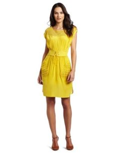 You're want to buy Tracy Reese Women's Cummerbund Dress ?Yes ..! you comes at the right place. You can get special discount for Tracy Reese Women's Cummerbund Dress. You can choose to buy a product and Tracy Reese Women's Cummerbund Dress at the Best Price Online with Secure Transaction Here...Customer Rating: Price: $398.00 FREE Super Saver Shipping