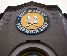 shut up and eat -- awesome sandwiches and more! In SE PDX.