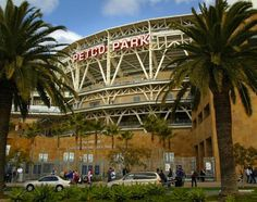 Petco Park. Home of the San Diego Padres