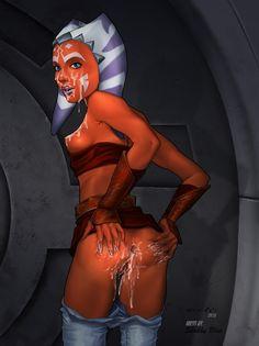 male noir porno modeles star wars ashoka nu