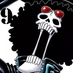 9. Brook [One Piece Film: Gold]