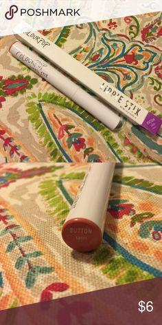 ColourPop Lippie Stix Button Lippie Stix in Button. BNIB just purchased 10/24. Never used Colourpop Makeup Lip Balm & Gloss