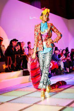 Fashion week faves: Meadham Kirchhoff