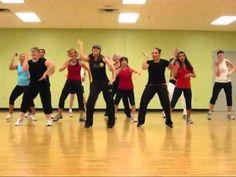 Zumba California Girls.. one of my favorite zumba dance