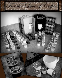 For the love of coffee!