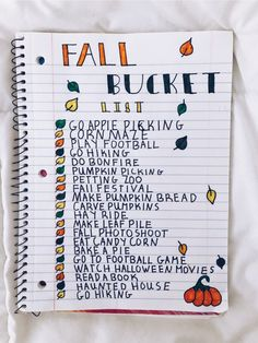 fall bucket list Omg republishes this is c - bucketlist Herbst Bucket List, Vsco, Autumn Aesthetic, Autumn Cozy, Go Hiking, Autumn Activities, Fall Photos, Fall Pictures, Happy Fall