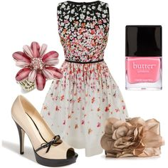 dress is so cute but dont know if I would ever wear it?? dont like the ring thought