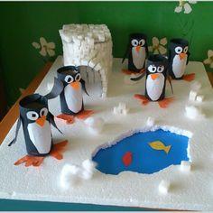animal crafts for kids Animal Crafts For Kids, Winter Crafts For Kids, Winter Kids, Toddler Crafts, Diy For Kids, Kindergarten Crafts, Preschool Crafts, Fun Crafts, Paper Crafts