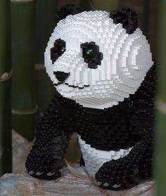 LEGO Panda's Bamboo Set 41049 | Brick Owl - LEGO Marketplace