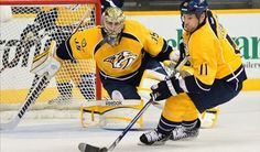 Nashville Predators 3, Colorado Avalanche 1: Third Period Comeback Seals Win For Preds