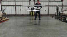 Gabriel Bazzolo in Game Of Drones, My beBeeTV, Emprendedores y Empresarios  Owner / Dueño • quDron Inc.  1 d ago · 1 min read ·  +200  Game of Drones: El Converticopter de VTOL Aerospace  Game of Drones: El Converticopter de VTOL Aerospace      VTOL Aerospace ha estado desarrollando un avión tiltrotor de ala cerrada que combina las capacidades verticales de despegue y aterrizaje (VTOL)#BeBee #VTOL
