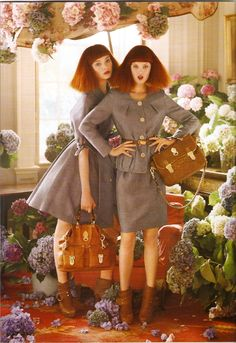 Mulberry - Photography by Tim Walker